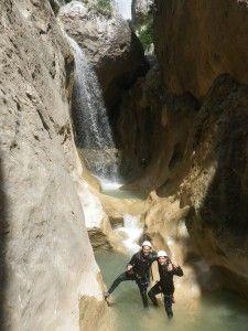 Cuarta Cascada Gorgas Negras