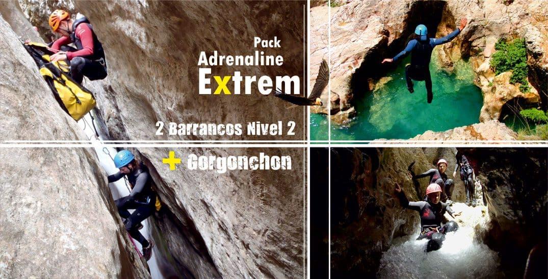 Pack Adrenaline Extrem 125€
