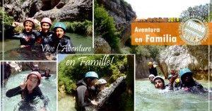 aventura guara en familia