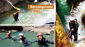 Barranquismo 3 días Guara