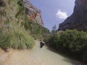 Río Vero Pirineos