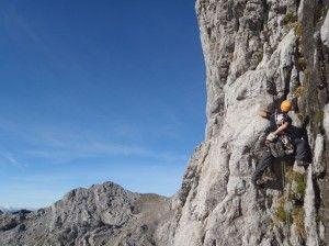 Curso de escalada Huesca