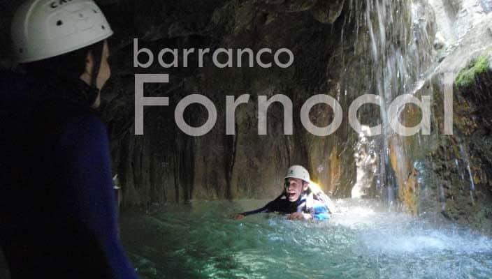 Primavera: Barranco de Fornocal N3