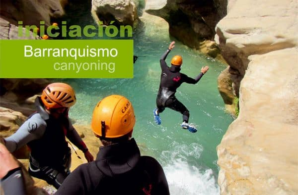 2 barrancos + Via ferrata  145€
