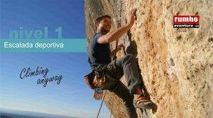 Curso de escalada deportiva Huesca