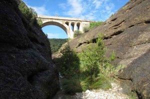 puente de las Palomeras del Fornocal