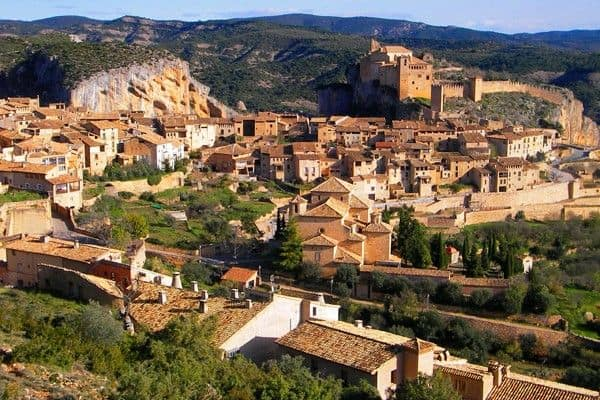 "Alquezar (Huesca) ""Canyoning Paradise"""