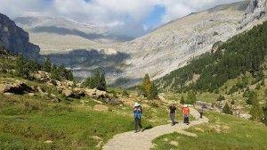 Senderismo en Pirineos