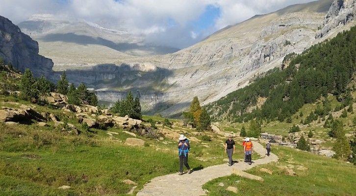 Senderismo Ordesa y Monte perdido (pirineos)