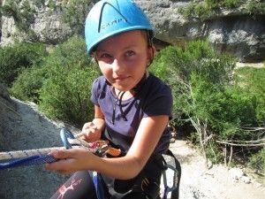 Actividades de aventura con niños en Alquezar