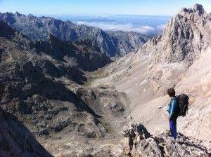 Guias de montaña y barrancos Rumbo Aventura