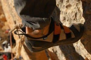 Curso de escalada en Huesca