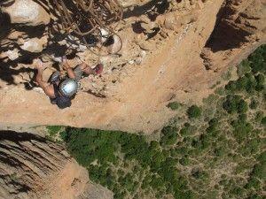Escalada en Riglos (Huesca)