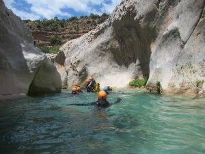 Barrancos de Guara