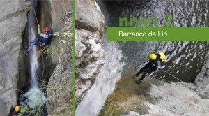 Barranco de Liri Huesca