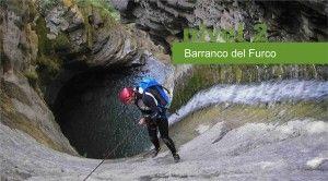 Barranco del Furco Huesca