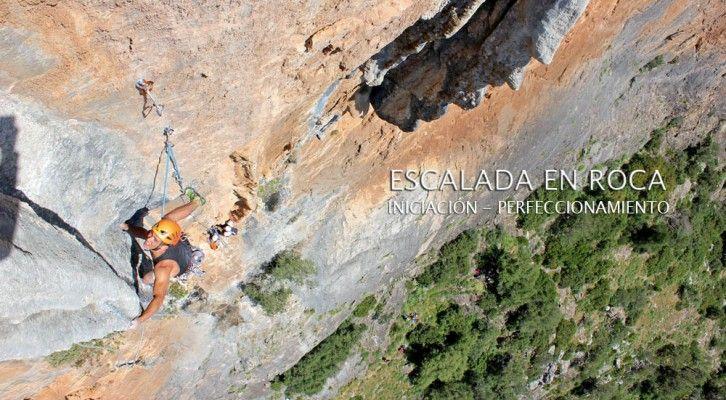 Cursos escalada Huesca