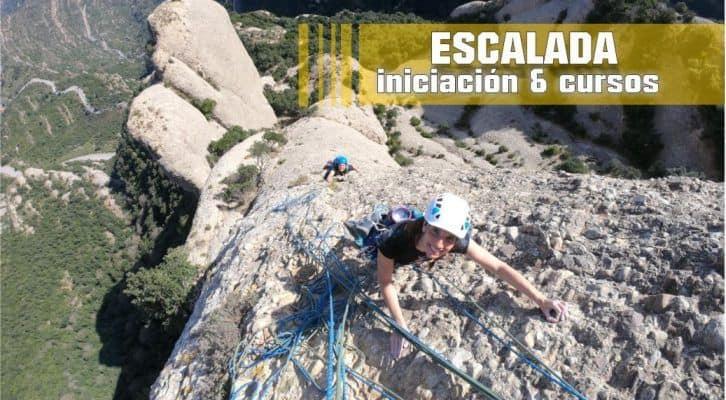 Curso de Escalada en Huesca- Rodellar