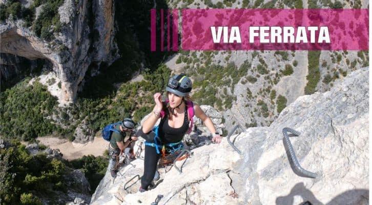 Vías Ferratas Sierra de Guara – Huesca: Salidas, Formación y Cursos