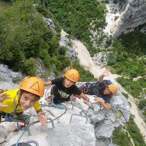 Via ferrata Huesca – Bierge N1 (Familiar)