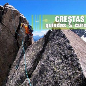 Guías de escalada en Huesca: escaladas con guía y cursos de vía larga