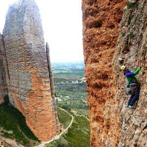 Vías Ferratas Guara -Huesca: Salidas, Formación y Cursos