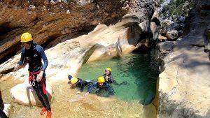 canyon Sierra de Guara